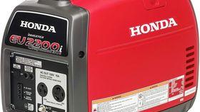 Image of a 2200 Watt Honda EU2200IC Companion Super Quiet Portable Inverter Generator Rental