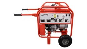 Image of a 3.600 Watt MQ/Honda Gas Generator Rental