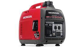 Image of a 2200 Watt Honda EU2200i Super Quiet Gas Power Portable Inverter Generator Rental