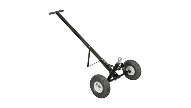 Picture of a 600 Lb. Heavy Duty Trailer Dolly