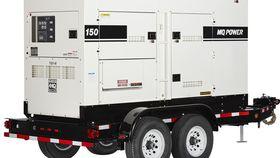 Image of a 120kw - 150kVA Diesel Generator Rental