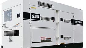 Image of a 176kW - 220 kVA Diesel Generator Rental