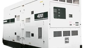 Image of a 320kW - 400 kVA Diesel Generator Rental