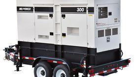 Image of a 240kW - 300kVA Diesel Generator Rental