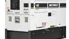 Image of a 28.8Kw - 36kVA Diesel Generator Rental