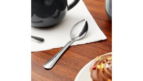 "4 1/4"" Stainless Steel Dominion Demitasse Spoon Rental image"
