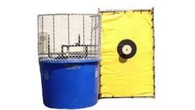 Image of a Dunk Tank Round Tub Game