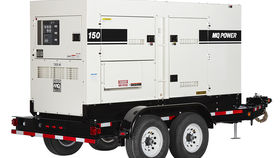 Image of a 120 kW (150 kVA) and a standby rating of 132 kW (165 kVA).