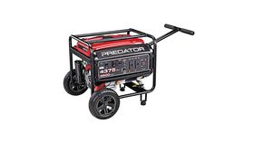 Image of a 4375 Watt Predator Extra Long Life Gas Powered Generator - EPA III
