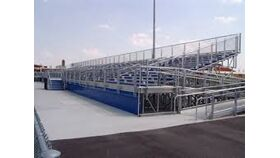 Image of a Custom Build Bleachers / Grandstands From 100-50,000 People