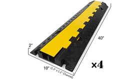 2 Channel Cable Ramp Rental image