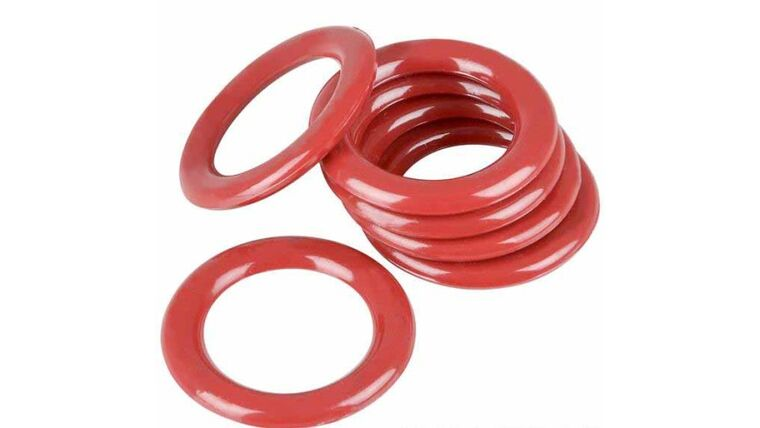 """Picture of a 1"""" Unbreakable Plastic Ring Rental"""