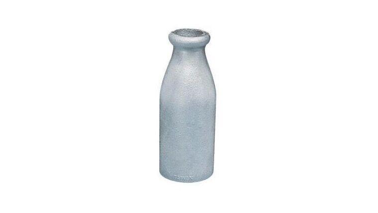 Picture of a 1 lb Aluminum Milk Bottle Rental