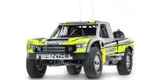 Image of a Baja Race Truck Rental