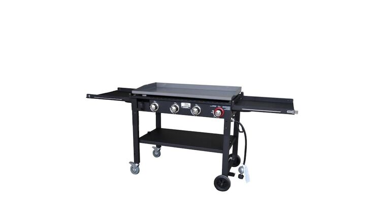 "Picture of a 36"" - 4 Burner Propane Griddle - BBQ"