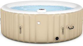 Image of a Inflatable 4-6 Person Hot Tub/Spa