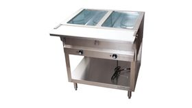 Image of a 2 Well Electric Steam Table