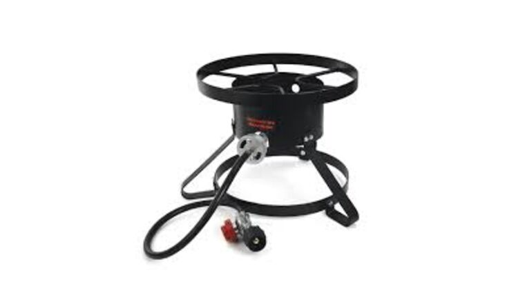 Picture of a Propane Outdoor Stove King Cooker Single Burner