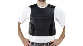 Image of a Bullet Proof Vest