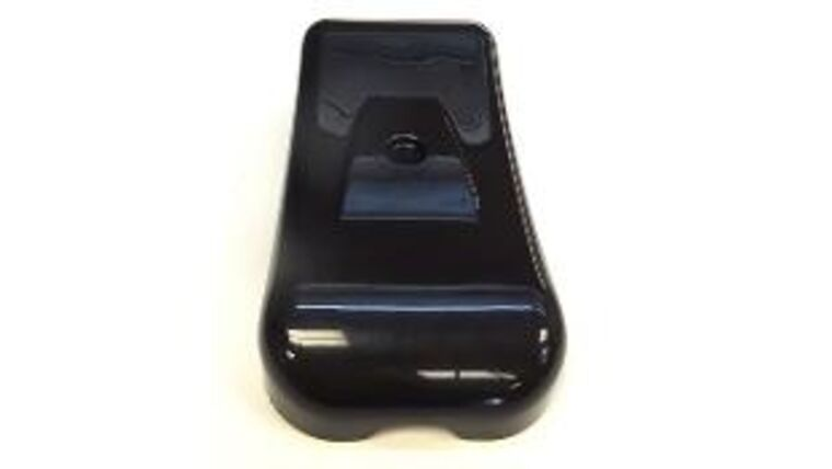 Picture of a CAB Faby Skyline Black Lid w/o Lights For Frozen Drink Machine