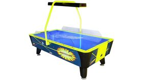 Image of a 8' Hot Flash Air Hockey Table
