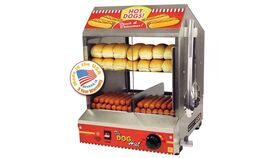 Image of a Hot Dog - Steamer