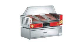 Image of a Hot Dog - Machine w/Bun Warmer