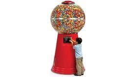 Image of a Big Mamma Gum Ball Machine