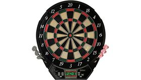 Image of a Darts - Electronic Soft Tips Dart Board Game Kit