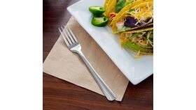 """7"""" Dominion Stainless Steel Dinner Fork image"""