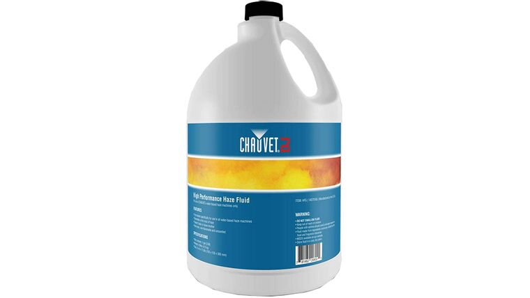 Picture of a 1 Gallon Bottles Chauvet DJ HFG Fluid for Hurricane Haze 2D Smoke Fog Machine Purchase