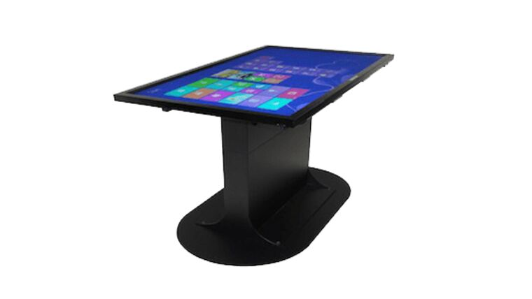"Picture of a 55"" Touch Table Monitor"