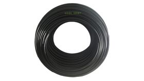 "Image of a 100' - 1/2"" Black PVC Misting Line"