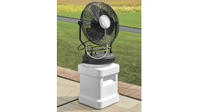 "Image of a 18"" Portable Misting Fan"