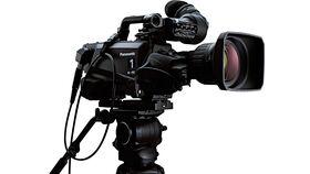 Image of a Panasonic AK-UC4000GSJ 4K Studio Camera Kit