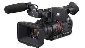 Image of a Panasonic AG-CX350 4K Camcorder