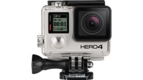 Image of a GoPro HERO4 Black Camera Kit