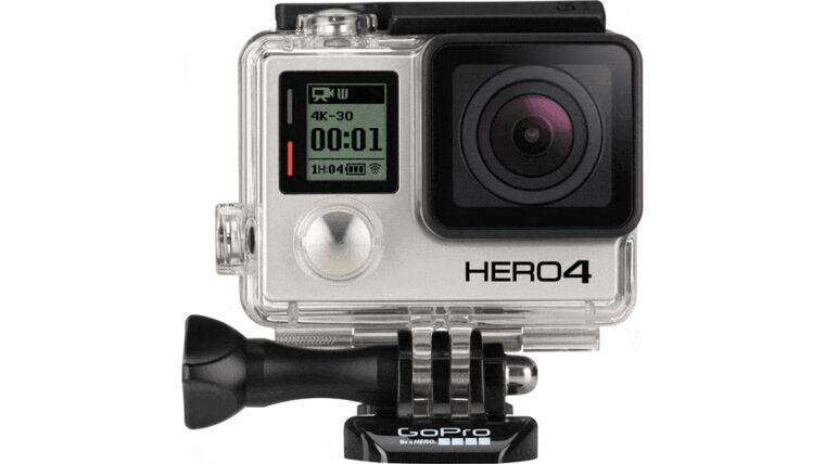 Picture of a GoPro HERO4 Black Camera Kit