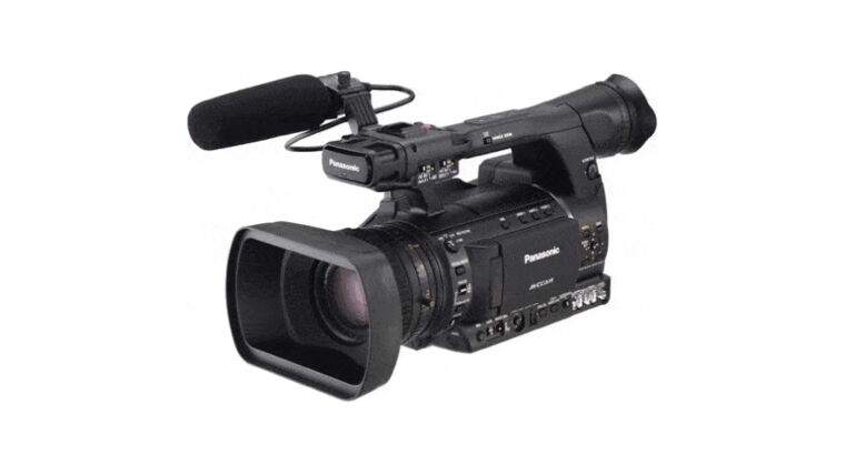 Picture of a Panasonic AG-AC160APJ Camcorder Kit