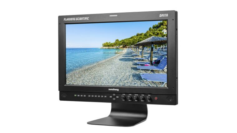 """Picture of a 17"""" Flanders Scientific DM170 Professional Video Monitor"""