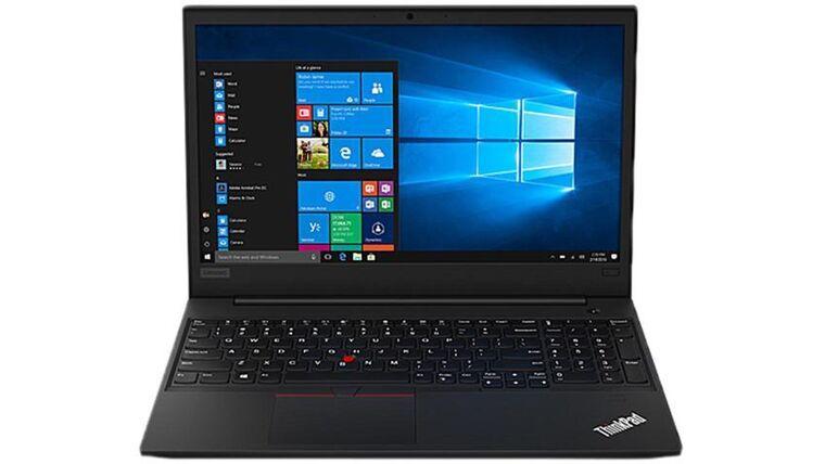 Picture of a 15.6″ Lenovo ThinkPad Edge E590 Intel Core I7-8565U Processor with max Turbo Freq. 4.6GHZ