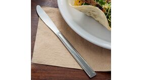 """8 3/8"""" Dominion Stainless Steel Dinner Knife image"""