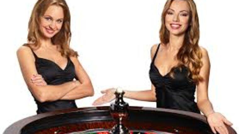 Picture of a Diva Casino Dealer