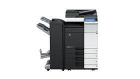 Image of a Bizhub C454e Multifunction Printer/Fax
