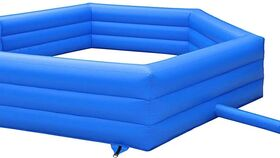 Image of a 15' Inflatable Ball Pit