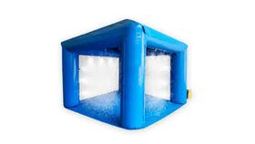 Image of a 10' x 10' Inflatable Misting Cooling Tent
