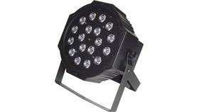 Image of a GBGS 18 RGB LED Par Can Stage Light Rental