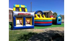 Image of a Adrenaline Rush Extreme Obstacle Course Inflatable Rental