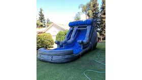 Image of a 15' Marble Wave Water Slide Rental