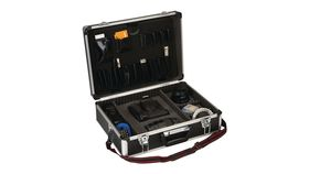 18 in. x 6 in. x 13 in. Black Hard Aluminum Case Rental image